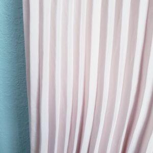 RACHEL Rachel Roy Dresses - Rachel Roy light pink accordion dress - S